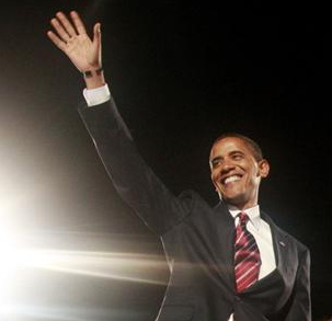 Obama by Jason Reed of Reuters